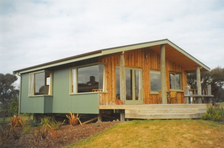 Eco home decks (New Homes)