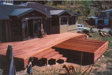 Open decks