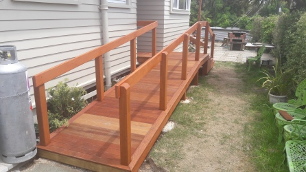 Decks and ramps