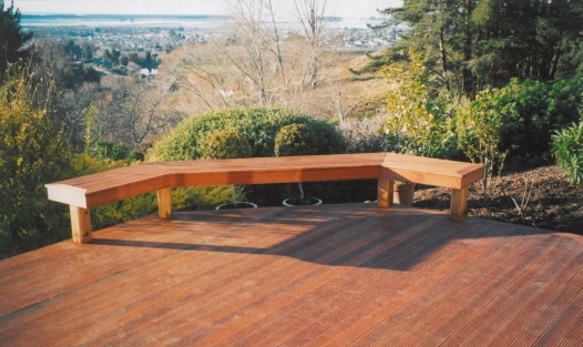Decks and seating