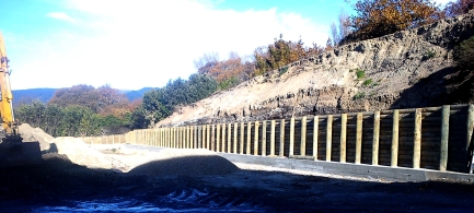 RETAINING WALLS + SITE DEVELOPMENT